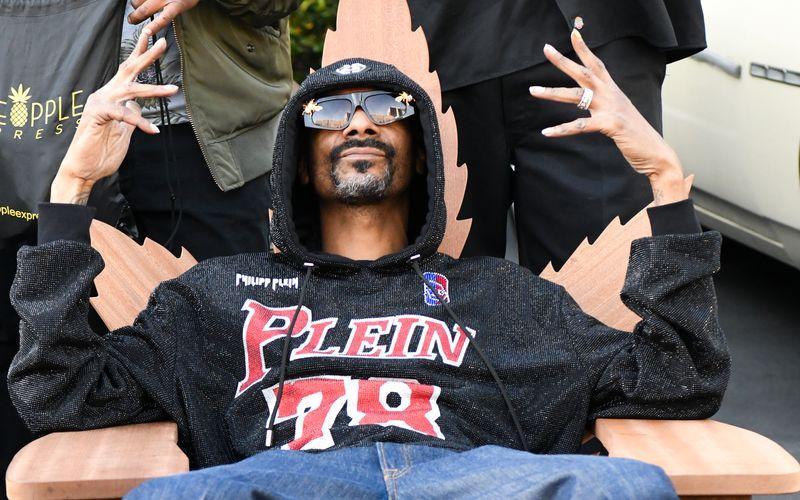 Temperamentvoll wie ein Kind in der Trotzphase: Rapper Snoop Dogg legte einen Ragequit bei Twitch hin.