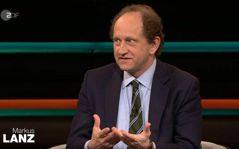 """Alexander Graf Lambsdorff von der FDP erklärte bei """"Markus Lanz"""" am Dienstag, die Menschen würden jetzt Testungen und Impfungen einfordern - und verlangte einen Corona-Stufenplan."""
