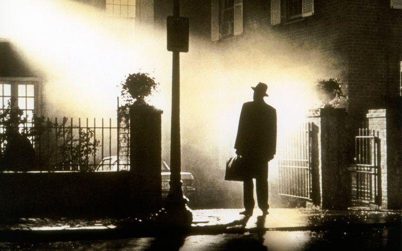 """""""Der Exorzist"""" (1973) gilt als einer der besten Horrorfilme aller Zeiten."""