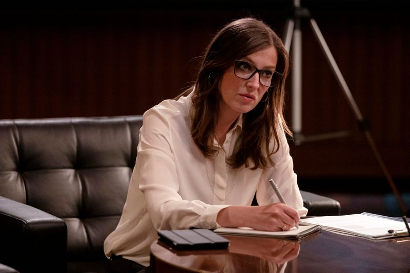 Anhand der Erinnerungen der Zeugen soll Dr. Jasmin Braun (Alexandra Maria Lara) eine Kindesentführung rekonstruieren.