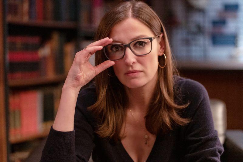 """Alexandra Maria Lara verkörpert in der TVNOW-Eigenproduktion """"8 Zeugen"""" eine Psychologin und Gedächtnisforscherin."""