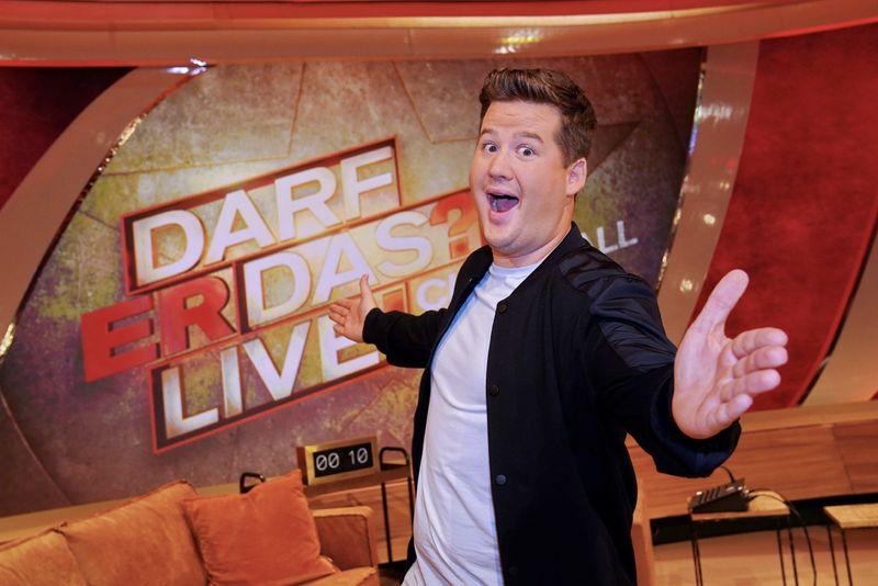 Chris Tall startet mit seiner Prank-Show in die mittlerweile fünfte Staffel.