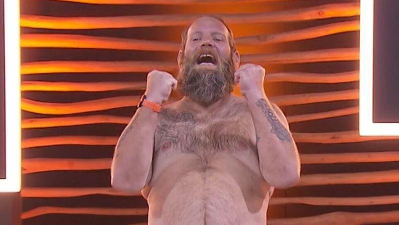 """Die Abnehm-Maschine: Ole hat in zehn Wochen im """"Biggest Loser""""-Camp über 51 Kilogramm abgespeckt."""