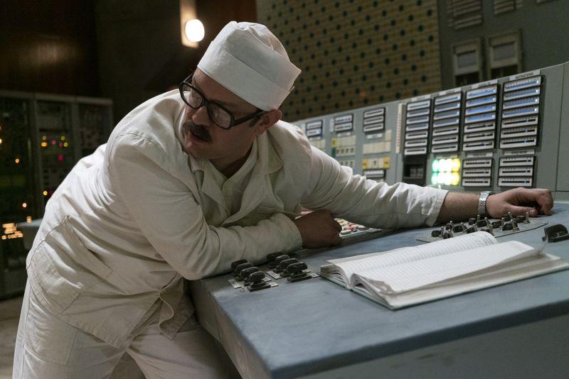 Alexandr Akimov (Sam Troughton)versucht zu retten, was nicht mehr zu retten ist. Das Kernkraftwerk Chernobyl ist auf dem unabwendbaren Weg zum Super-GAU.