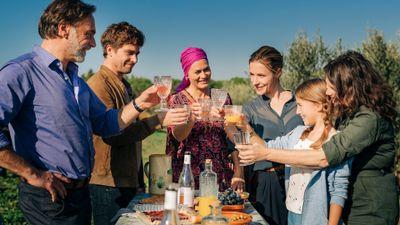 Ein Tisch in der Provence - Unverhoffte Töchter
