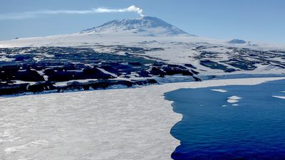 """""""Antarktika - Die gefrorene Zeit"""""""