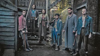 Die Bande aus der Baker Street - Netflix