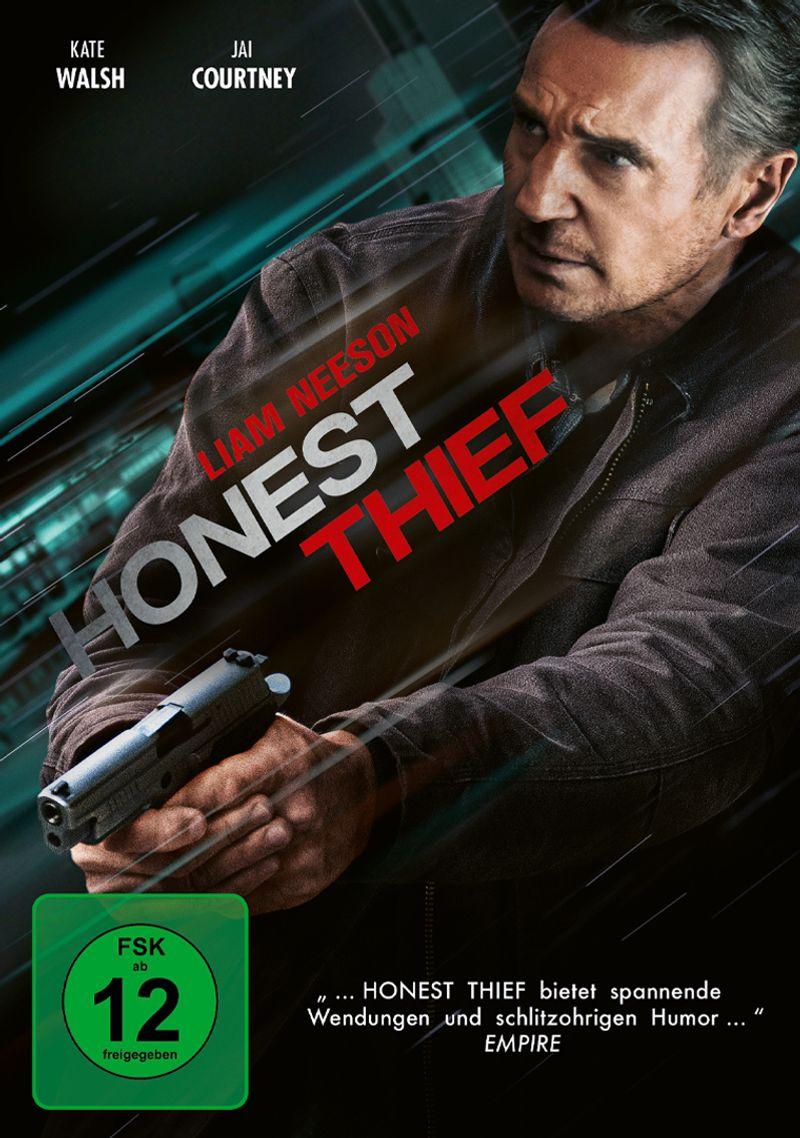 """In """"Honest Thief"""" darf Liam Neeson als reumütiger, von FBI-Beamten gelinkter Meisterdieb erneut den Gerechtigkeitskämpfer spielen."""