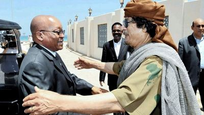 Die Jagd nach Gaddafis Milliarden