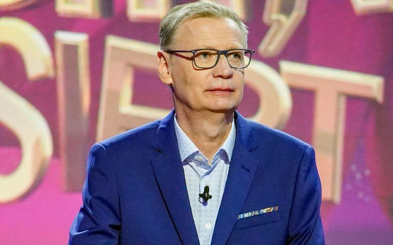 """Am kommenden Samstag müssen die Zuschauer von """"Denn sie wissen nicht, was passiert! Die Jauch-Gottschalk-Schöneberger-Show"""" noch einmal auf Günther Jauch verzichten."""