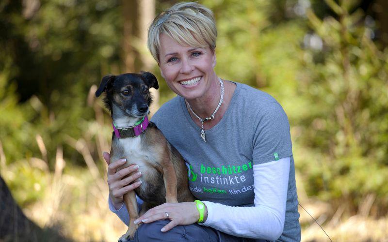 """In """"The Dog House"""" wird Sonja Zietlow nach dem geeigneten Hund für jeden Tierfreund suchen."""