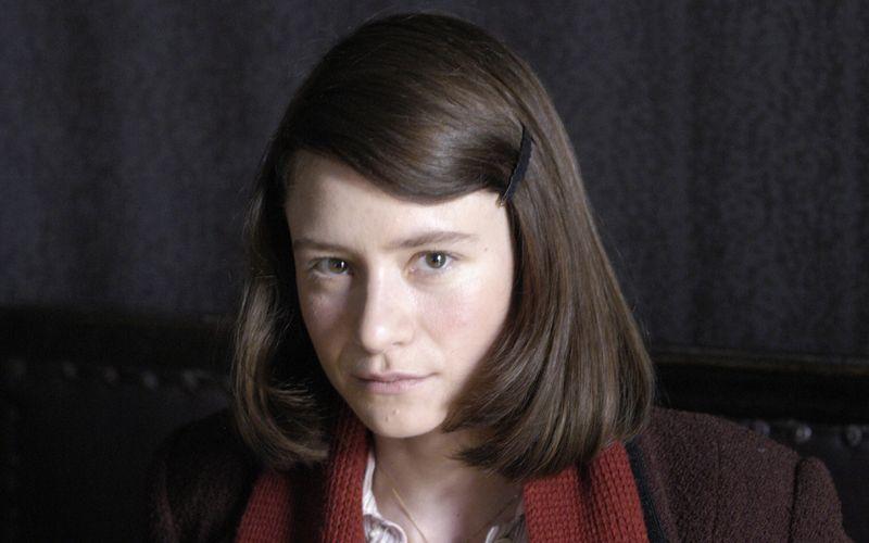 Julia Jentsch als Studentin und Widerstandskämpferin Sophie Scholl, die am 22. Februar 1943 von den Nazis hingerichtet wurde.