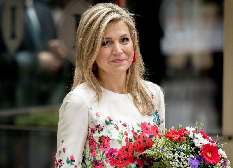 Strahlende Heldin: Königin Máxima feiert am 17. Mai ihren 50. Geburtstag