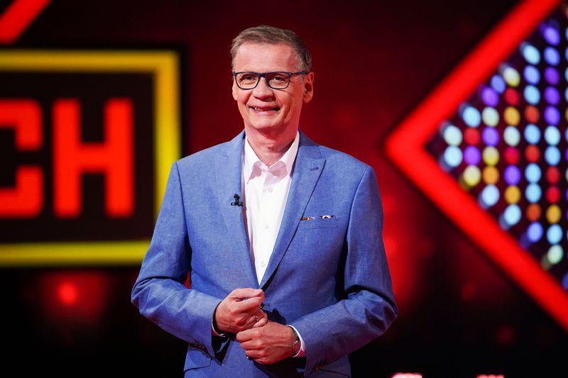"""Günther Jauch hatte zuletzt wegen einer Corona-Infektion bei der Show """"Denn sie wissen nicht, was passiert"""" aussetzen müssen."""