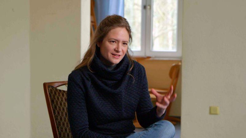 """Julia Jentsch verkörperte Sophie Scholl in dem Film """"Sophie Scholl - Die letzten Tage""""."""
