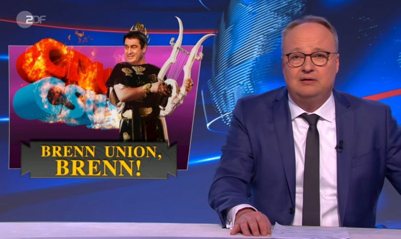 Ihm egal, ob die Union zerbröselt: Nero zerstörte (angeblich) Rom, tut es ihm Markus Söder mit der Union gleich?