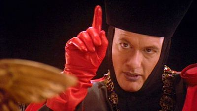 "John De Lancie in ""Star Trek: The Next Generation"""