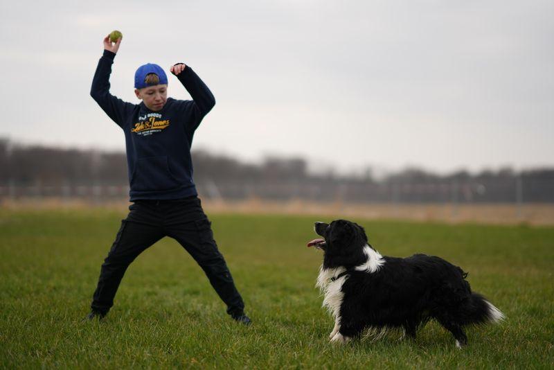 """""""Hunde verstehen mich oft besser als Menschen"""", sagt Lennard."""