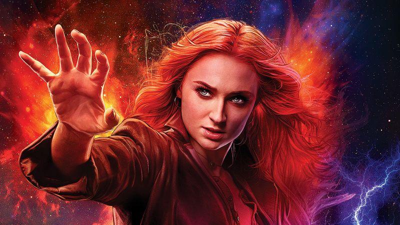 """Sophie Turner spielt die Hauptrolle in """"X-Men: Dark Phoenix""""."""