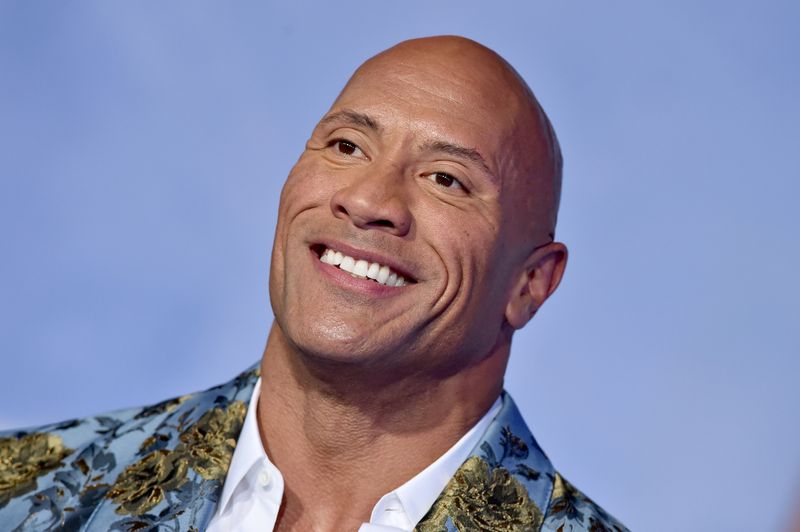 """Dwayne """"The Rock"""" Johnson gehört zu den bestbezahlten Schauspielern Hollywoods."""