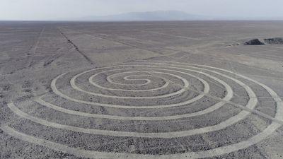 """""""Die Nazca-Linien - Rätselhafte Botschaften in der Wüste"""""""