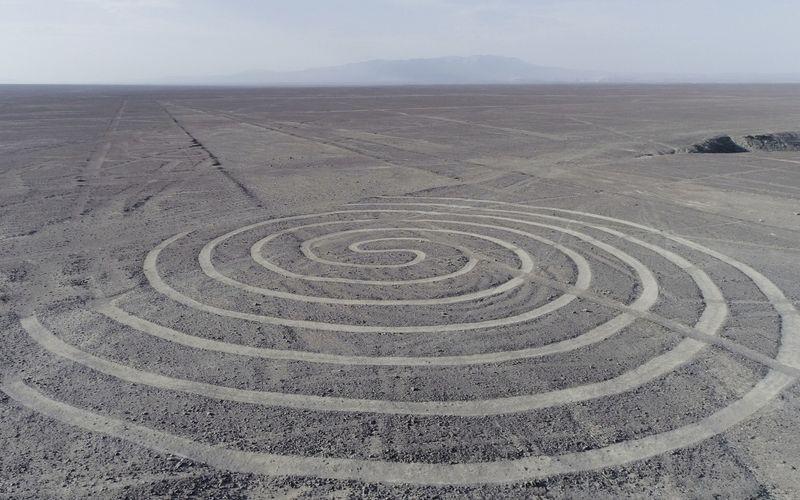 Tiere, geometrische Formen oder einfach nur Linien: Die Zeichnungen der Nazcas und der Paracas sahen ganz unterschiedlich aus.