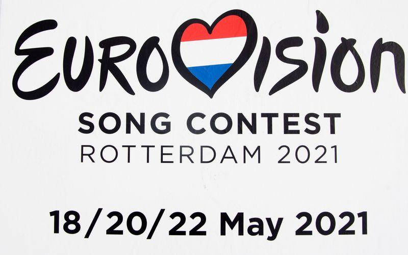 """Der """"Eurovision Song Contest"""" findet Mitte Mai in Rotterdam statt."""