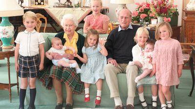 Eine große Familie