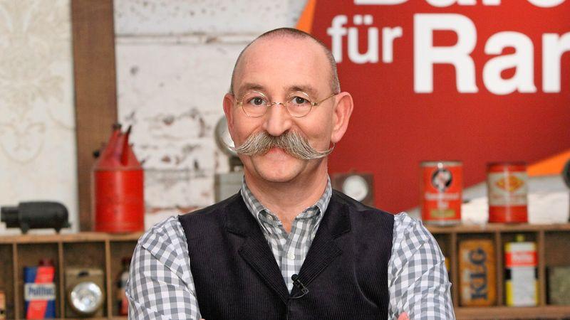 """Seit 2013 moderiert Horst Lichter die ZDF-Trödelshow """"Bares für Rares""""."""