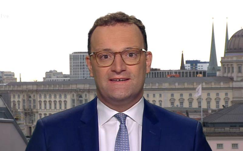"""Bundesgesundheitsminister Jens Spahn nimmt den positiven Trend bei den Corona-Zahlen im """"ZDF-Morgenmagazin"""" zur Kenntnis, aber warnt vor zu frühen Lockerungen."""