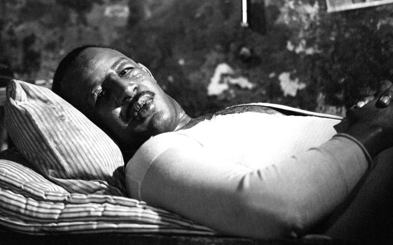 """Frank McRae, hier im Film """"Paradise Alley"""" (1978), wurde 80 Jahre alt."""