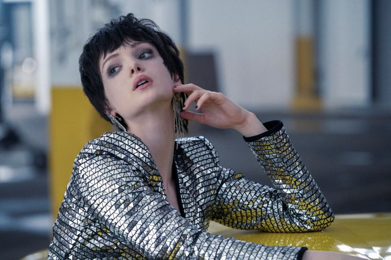 Superheldin? Nein, Chloe (Elena Kampouris) bevorzugt modeln und trinken.