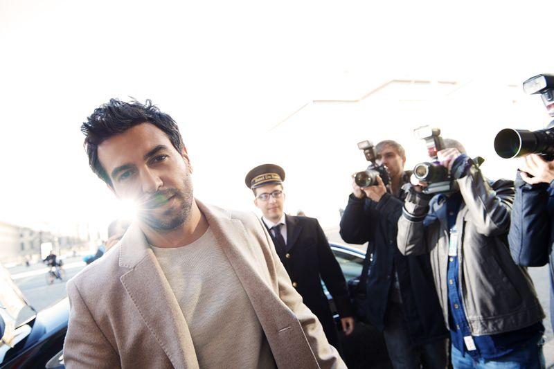 """Elyas M'Barek hat in Berlin seinen neuen Film """"Liebesdings"""" abgedreht."""