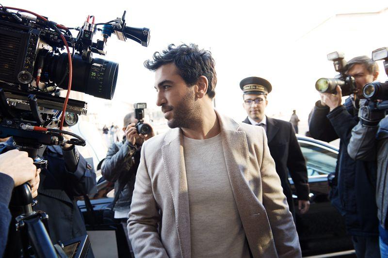 """Elyas M'Barek spielt in """"Liebesdings"""" einen Filmstar auf der Flucht vor den Medien."""