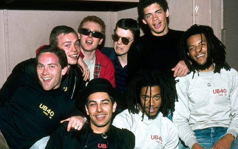 Die Reggaeband UB40 wurde in den 1980er-Jahren vom britischen Geheimdienst MI5 ausspioniert.
