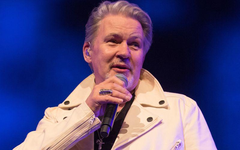 """Der Ire Johnny Logan wird beim """"Free European Song Contest"""" die Punkte für Irland verkünden."""