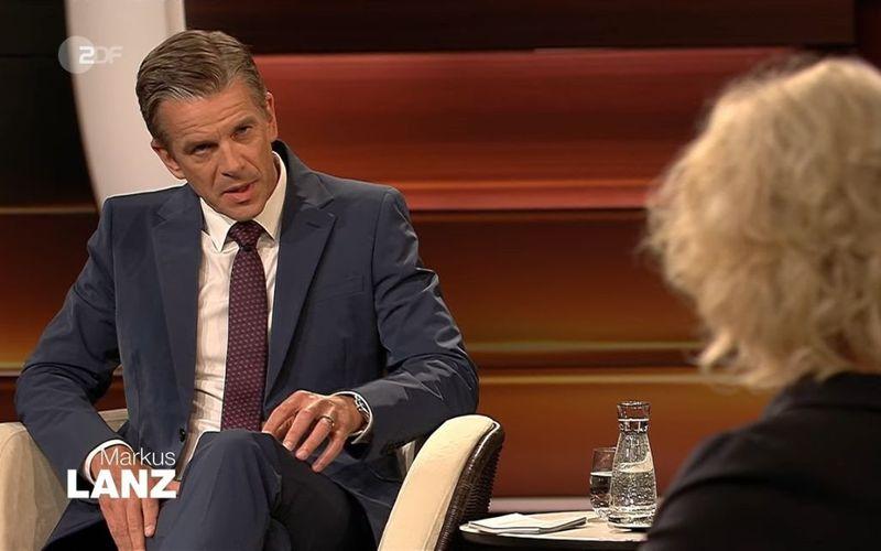 Markus Lanz ist bekannt dafür, seinen Talkshow-Gästen auch mal ins Wort zu fallen.