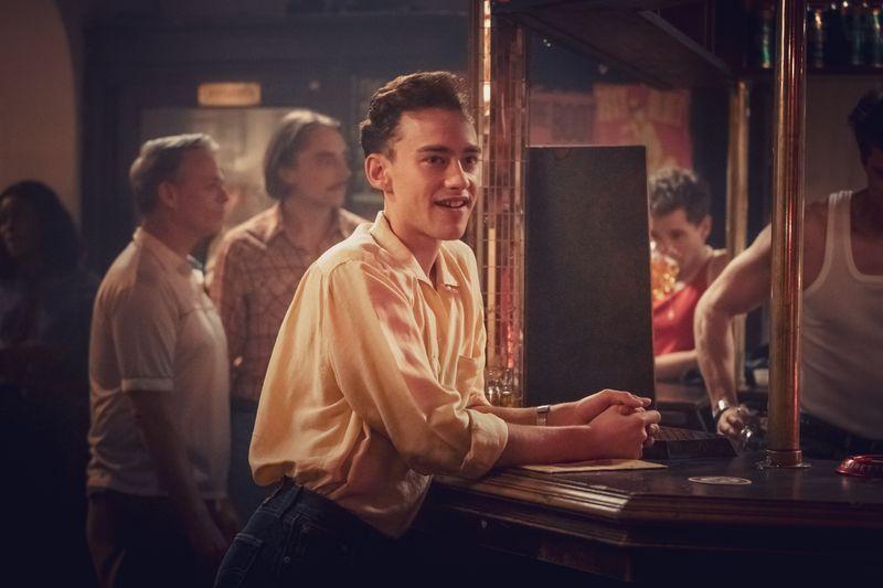 Ritchie (Olly Alexander, Bild) beginnt in den 1980er-Jahren ein neues Leben in London.