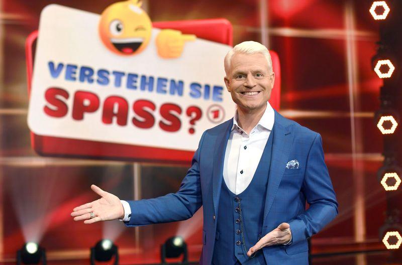"""Am 18. Dezember wird Moderator Guido Cantz seine Opfer ein letztes Mal mit dem Satz """"Verstehen Sie Spaß?"""" erlösen. Der Entertainer hört Ende des Jahres auf."""