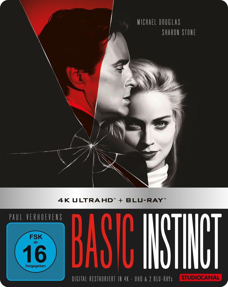 """In den USA löste der freizügige Film """"Basic Instinct"""" (1992) wütende Kontroversen aus."""