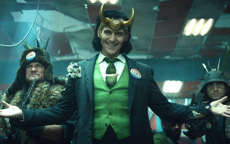 Der Tod ist relativ, zumindest für Loki (Tom Hiddleston). Wozu ist man schließlich ein Gott, der Taschenspielertricks beherrscht?