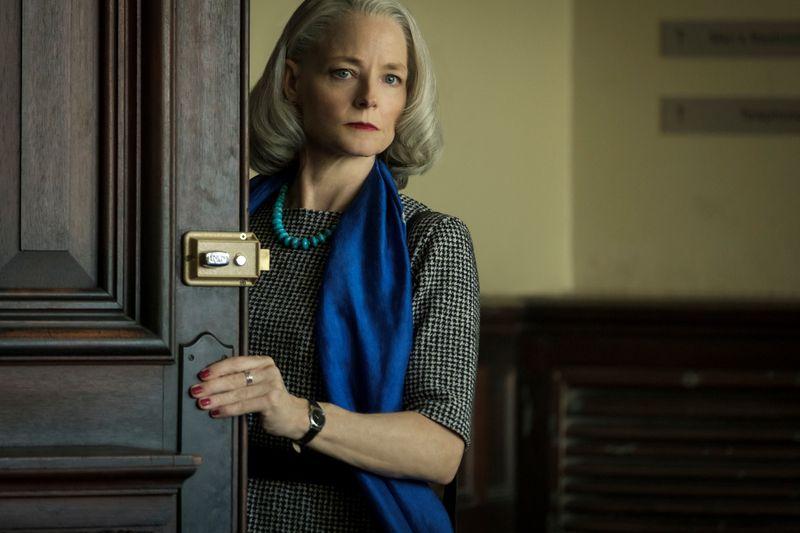 """Jodie Foster kämpft in """"Der Mauretanier"""" als Anwältin Nancy Hollander für Gerechtigkeit."""