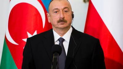 Ilham Alijew
