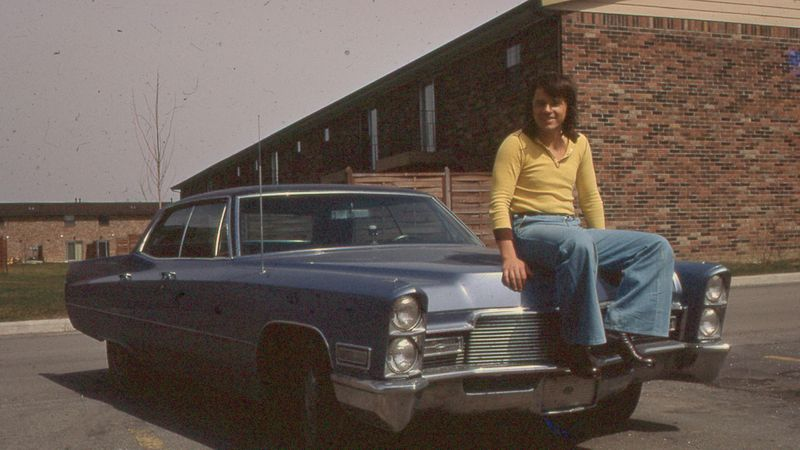 American Dream: Wolfgang kam bereits als 24-Jährige in die USA.