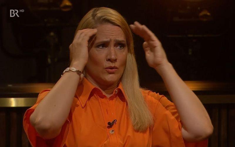 """""""Ich habe mich bei allen persönlich entschuldigt"""": Judith Rakers erzählte in der BR-Late-Night """"Ringlstetter"""", warum sie einst """"angeschickert"""" die ARD-Nachrichten verlas."""