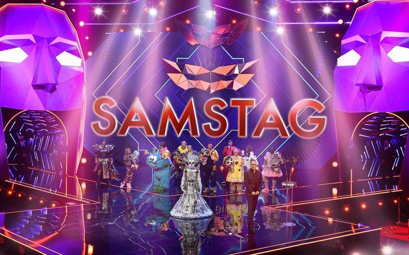 """Die beliebte Musikrate-Sendung """"The Masked Singer"""" wird im Herbst erstmals samstags ausgestrahlt."""