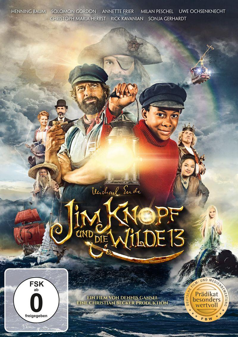 """""""Jim Knopf und Die Wilde 13"""" ist die aufwendige Verfilmung des gleichnamigen Klassikers von Michael Ende."""