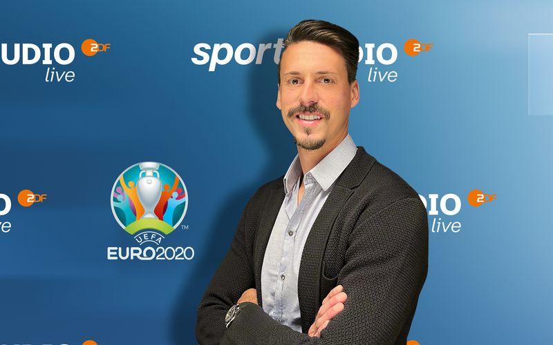 Sandro Wagner kommentierte am Dienstagbend das EM-Spiel zwischen Frankreich und Deutschland.