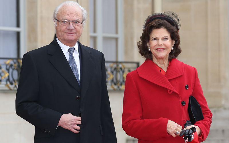 Ihr Hochzeitstag jährt sich zum 45. Mal: Am 19. Juni 1976 gab König Carl-Gustaf von Schweden seiner Frau Silvia das Ja-Wort. Die beiden führen - wenn man den Biografen glauben darf - trotz einiger Krisen eine glückliche Ehe. Es gibt royale Paare, deren Ehen sogar noch länger halten und hielten ..