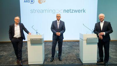 Mediathek von ARD und ZDF